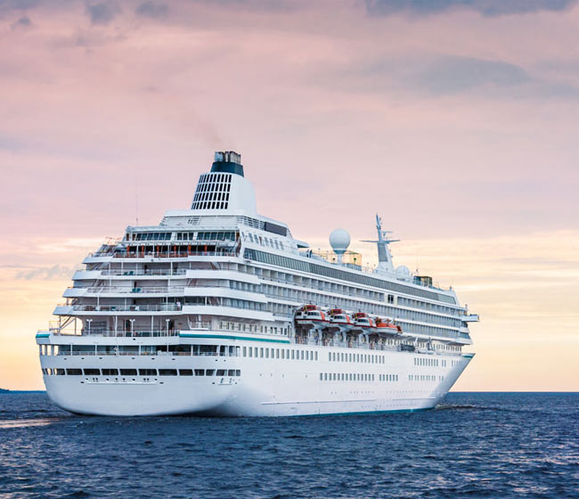 Cruise Ship Jobs - United Kingdom