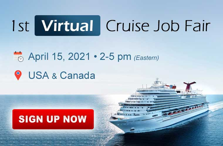 1st Virtual Cruise Job Fair