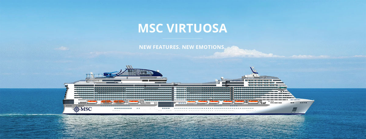MSC Virtuosa (MSC Cruises)