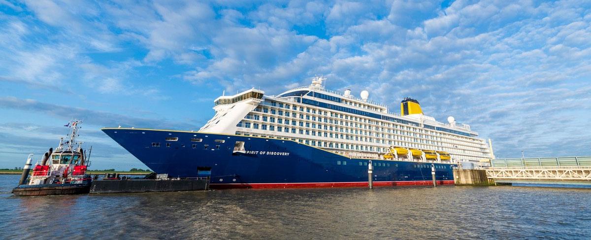 Spirit of Adventure (Saga Cruises)