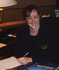 Carol Williams - former Royal Caribbean employee