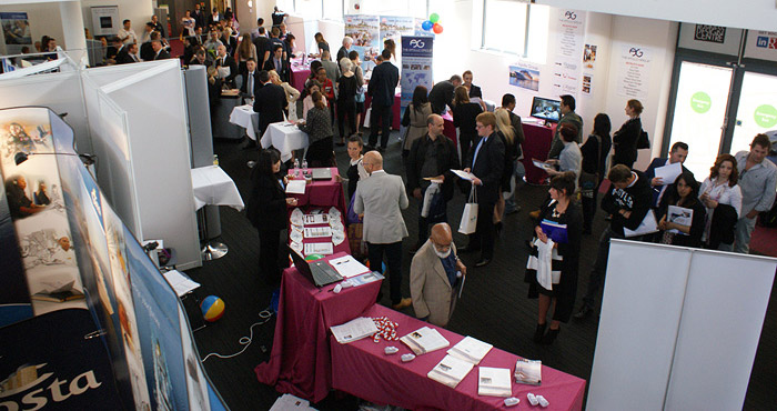 Cruise Job Fair, London 2015