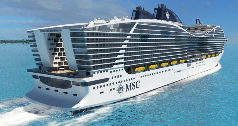 Msc Cruises Ordered New State Of The Art Vessels