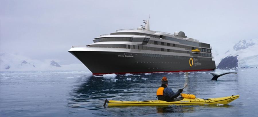 Mystic Cruises - World Explorer
