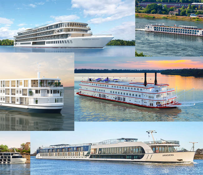 The 12 Most Exciting New River Cruise Ships of 2021