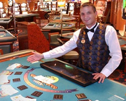A day in the life of a Casino Dealer