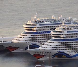 AIDA Cruises career days in Hamburg and Rostock, Germany