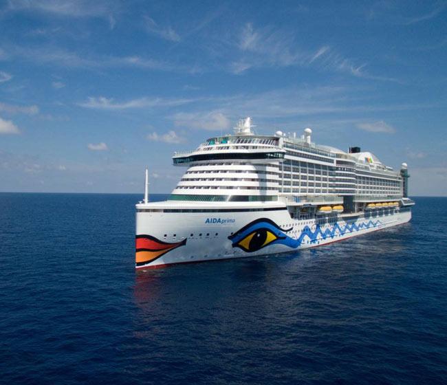 AIDA Cruises Compensates Crew in May 2020