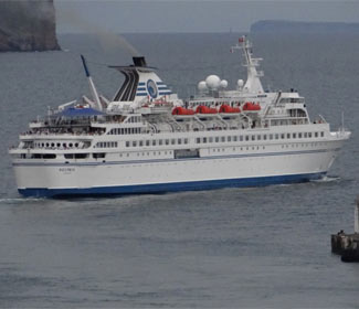 Alteza Cruises - New Cruise Line from Argentina