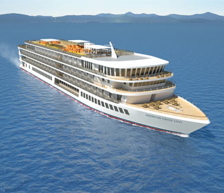 5 new ships for American Cruise Lines