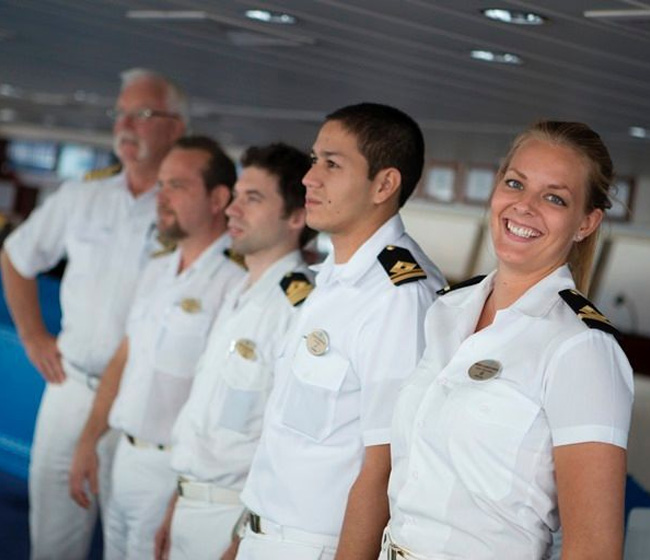 Career Progression within the Cruise Industry