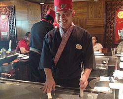 Carnival UK's Chef Assessment Day in Osaka, Japan