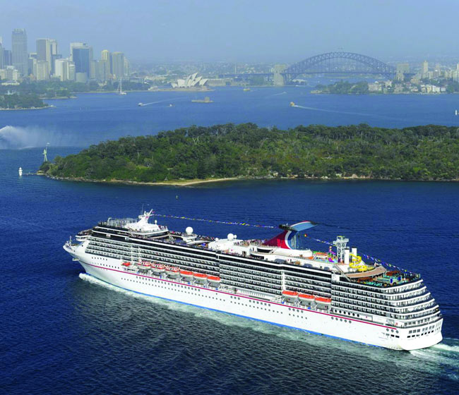 Carnival's Efforts to Get Crew Home