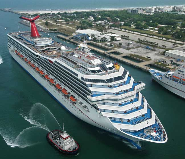 Carnival Cruise Line Crew are Allowed to Visit Ports Again