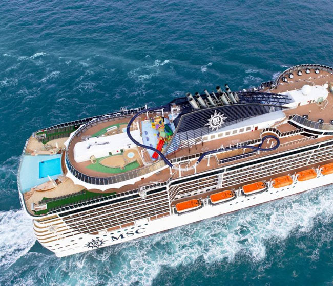 Costa Cruises and MSC Cruises pause their operation in the Mediterranean