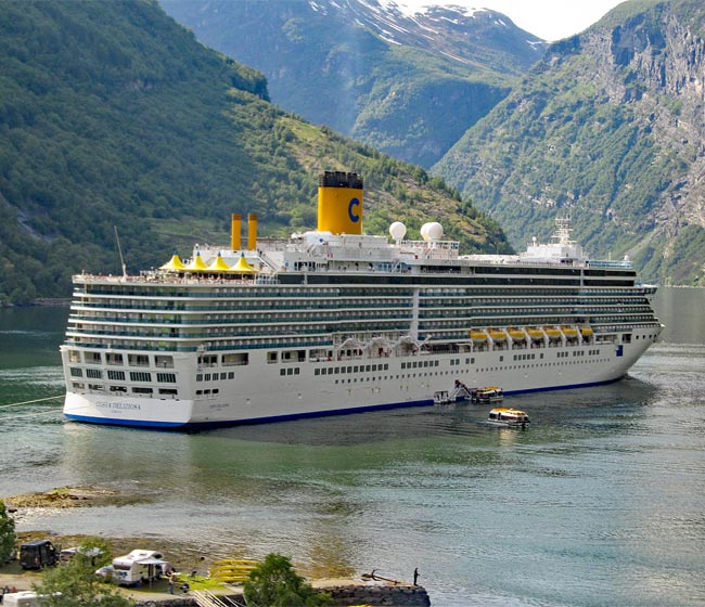 Costa Cruises Plans to Restart Operation in September in Europe