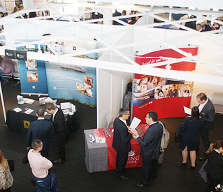 First hand experience of the Cruise Job Fair in London 2016