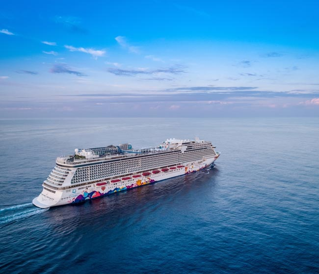 Cruise Ships Sailing in May 2021