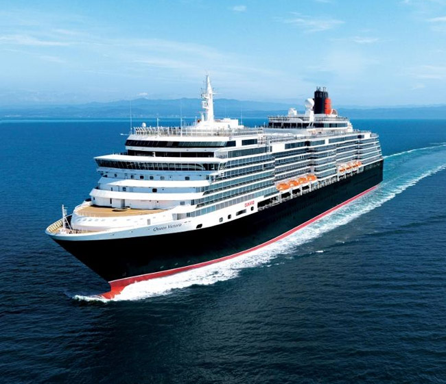 Cunard Recruitment Events in Riga (Latvia) and Budapest (Hungary)