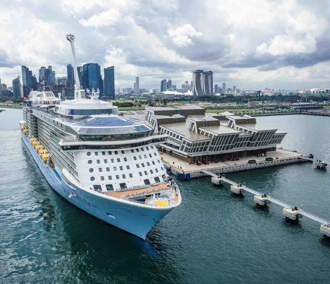 Dream Cruises and Royal Caribbean Will Start Cruising From Singapore