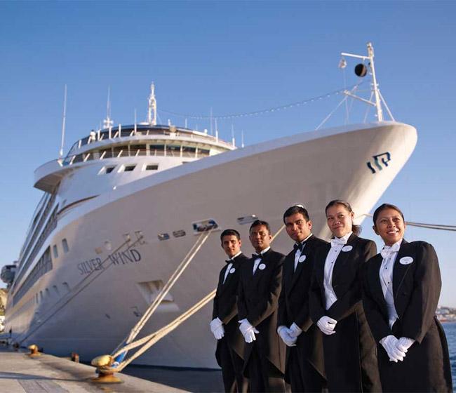 Employees on Cruise Ships