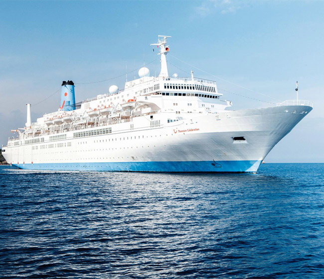 F&B professionals required for Thomson Cruises
