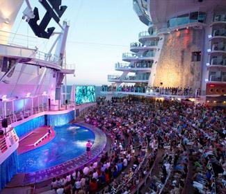 World's largest cruise ship is heading to Europe