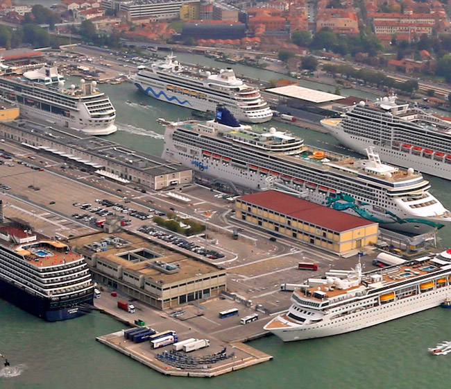 Most Popular Cruise Lines in Europe