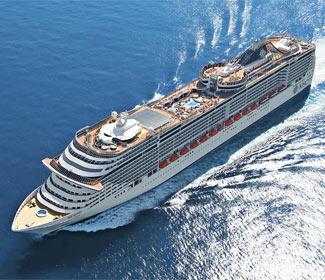 MSC Cruises interviews in Bratislava, Slovakia