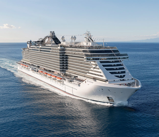 Cruise Career Day with MSC Cruises in Kraków/ Poland – 21st September 2019