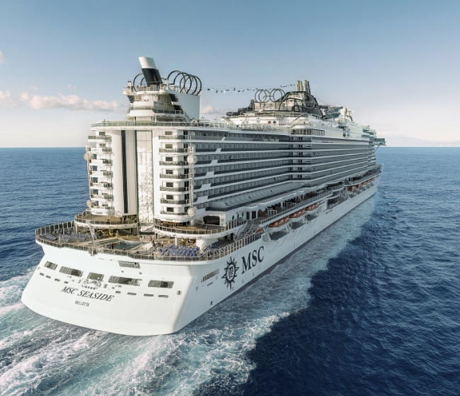 MSC Cruises - 10 Ships to Sail This Summer