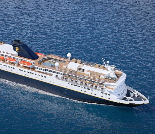 Vidanta Cruises Launches New Cruise Ship