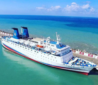 New Russian Cruise Line to Start in June
