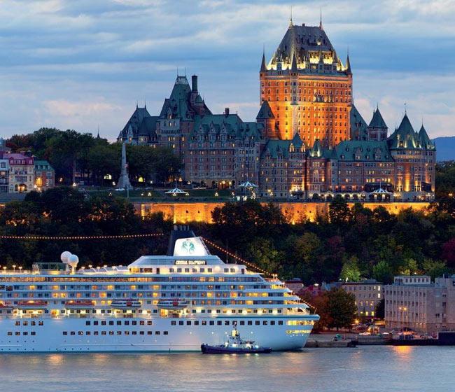 No Cruise Ships Sailing to Canada and Alaska in 2021