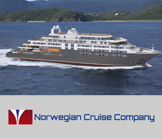 Norwegian Cruise Company to Start-Up with New Build in 2019
