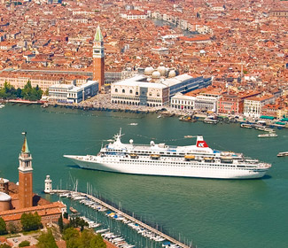 Cruise Line to allow passengers to select the destination of the ship