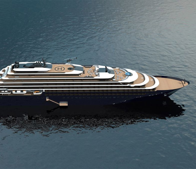 Ritz-Carlton Launching a New Luxury Cruise Line