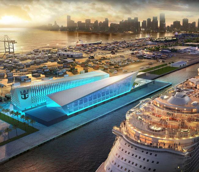 Royal Caribbean Sets Targets for 2025