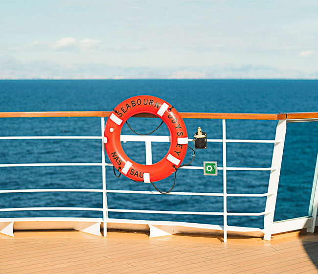 Safety Onboard Cruise Ships