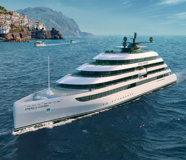 Scenic Group Introduces Emerald Azurra