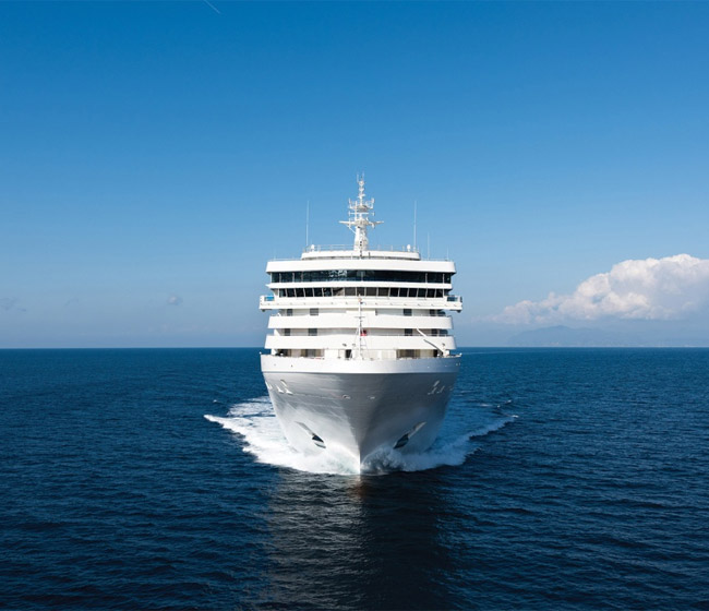 Silversea's New Ultra-Luxury Ship