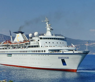 Start-up Cruise Lines with Second-Hand Ships