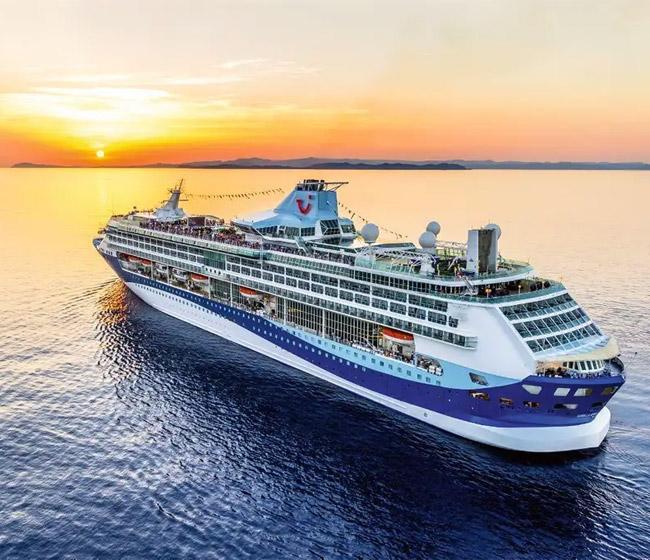 Thomson to Rebrand into Marella Cruises