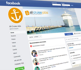 Using Social Media to Get a Cruise Ship Job