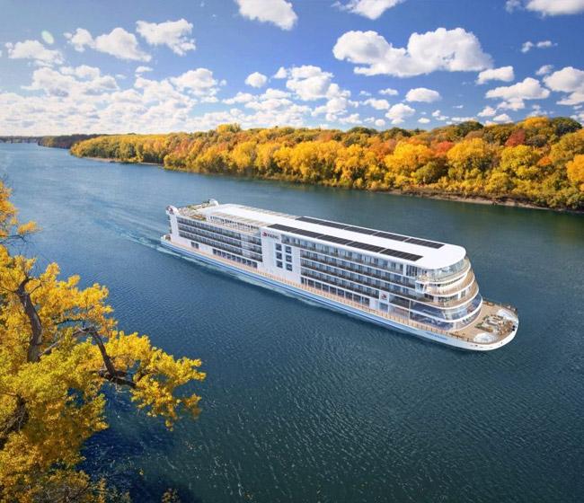 Viking Announce Mississippi River Cruises