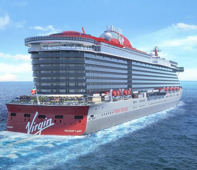 Virgin Voyages Unveils Second Ship