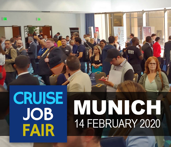 Visit the first Cruise Job Fair of 2020!