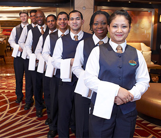 What It Takes To Work On A Cruise Ship