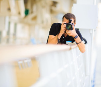 Working As A Photographer And Video Operator Onboard Cruise Ship